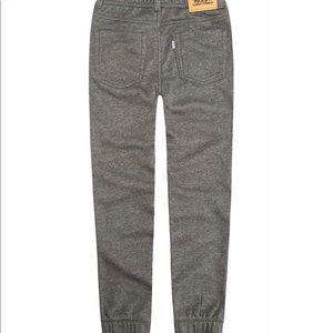 Levi jogger pants for boys